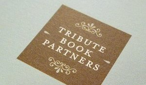 Tribute Book Partners – branding
