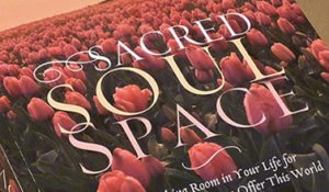 Sacred Soul Space – book design